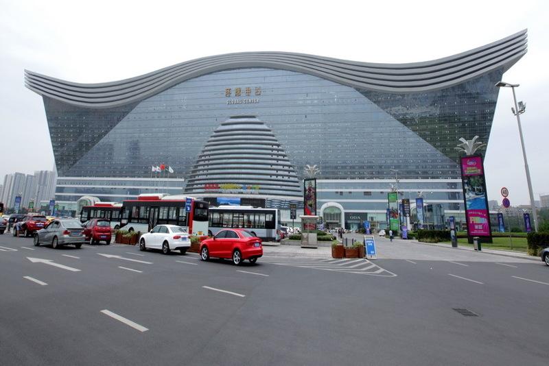 双流机场火车站 图片合集